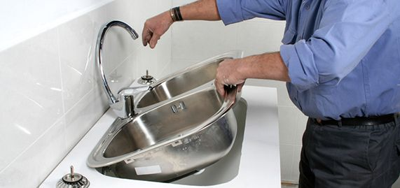 Plumbing Fixture Repair & Installation Services