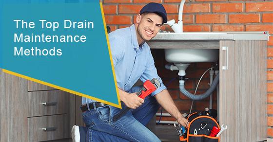 The Top Drain Maintenance Methods